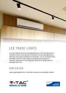 Samsung LED Track Lights