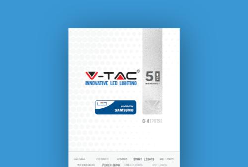 Complete Catalog V-TAC