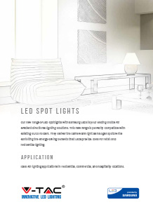 Samsung LED Spot Lights