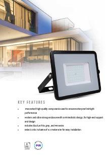 Samsung LED Floodlights