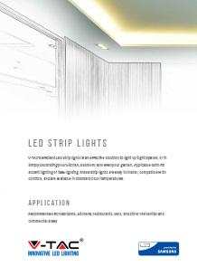 Samsung LED Strip Lights
