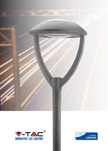 Samsung LED Streetlights