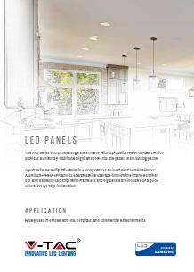 Samsung LED Panels