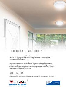 Samsung LED Bulkhead Lights