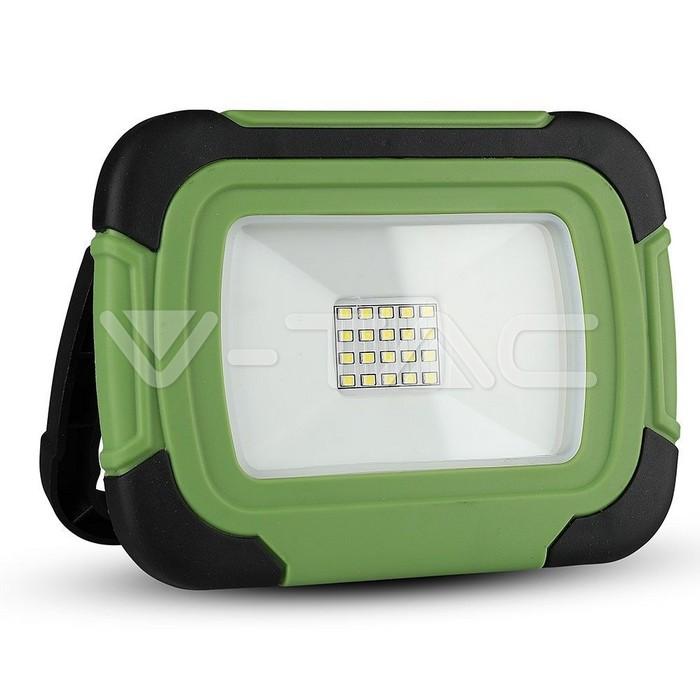 LED prenosivi reflektor na baterije 10W sa SOS funkcijom V-TAC