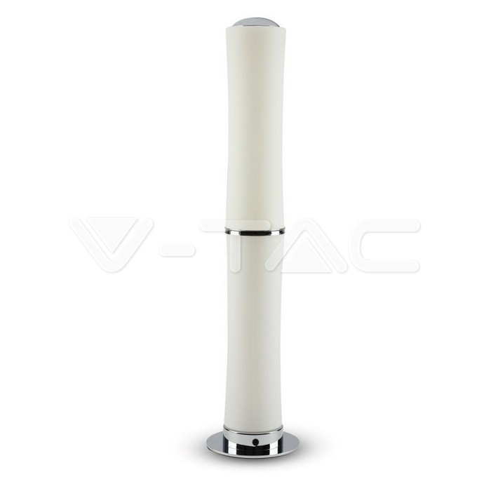 32w Led Floor Lamp Touch Dimmable White